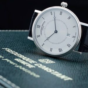 Frederique Constant Breguet style watch (Full set)